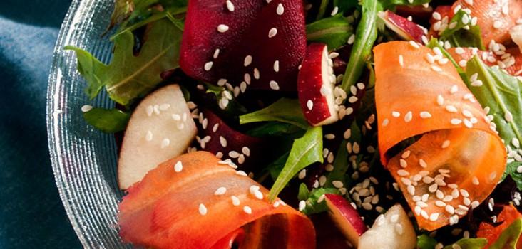 rodfrugte-salat
