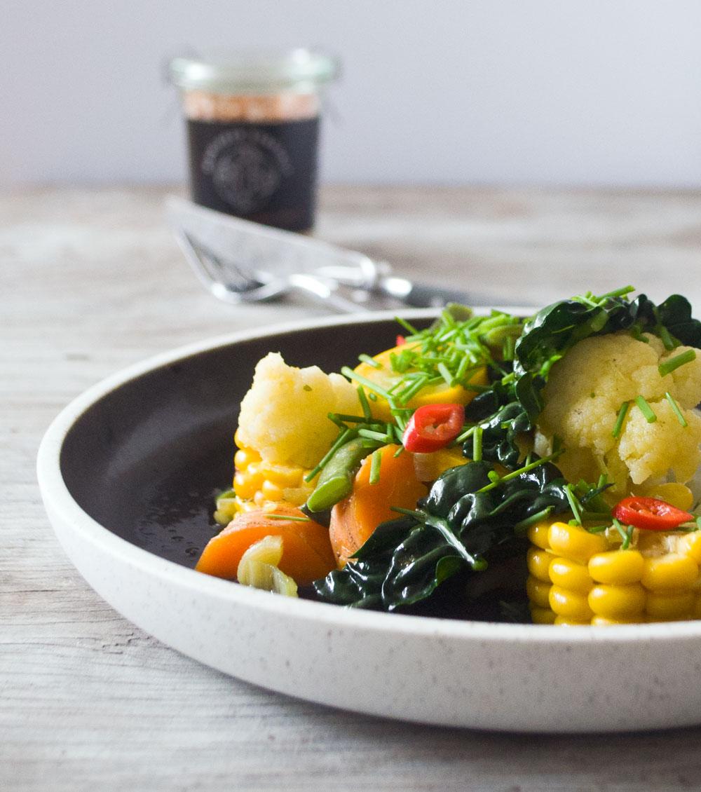 Masser af grøntsager giver en god grøntsagsgryde