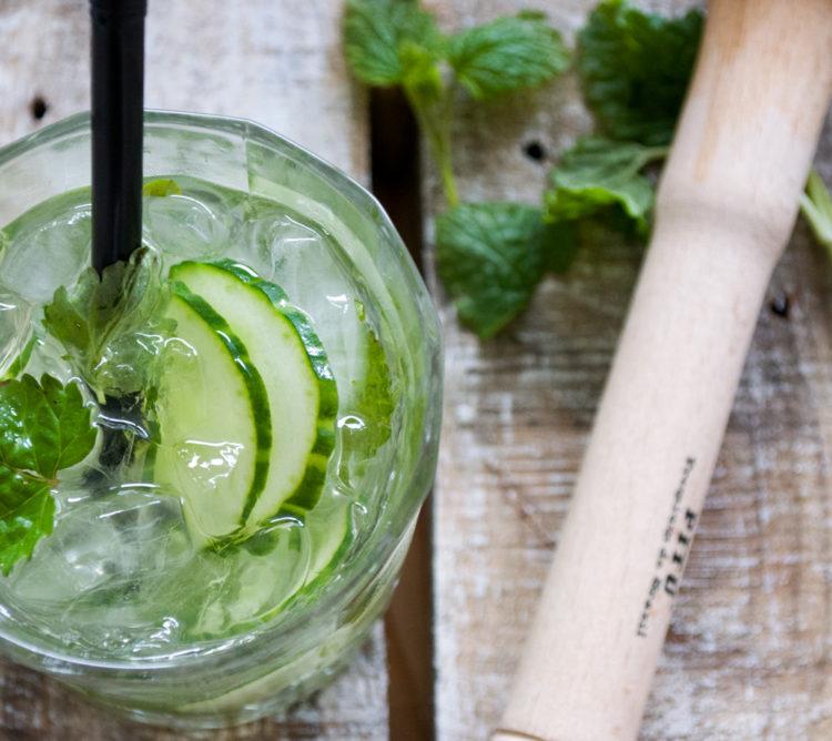 Gin & Agurk Sirup