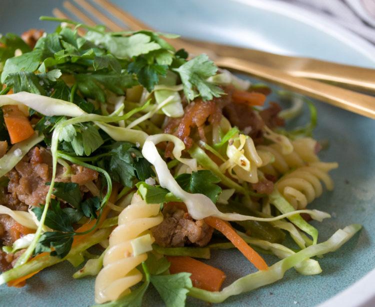 Thai inspireret salat