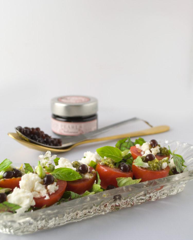 Tomatsalat med Pesto