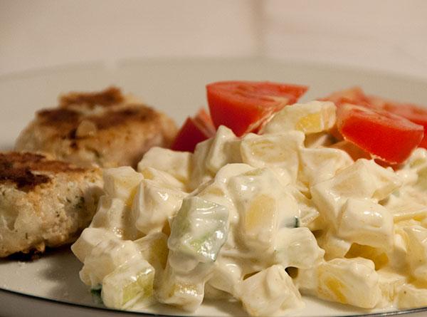 fiskefrikadeller-kartoffelsalat