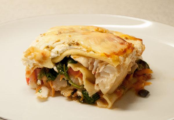 lasagne-torsk-spinat