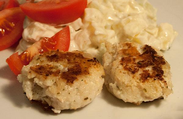 Kartoffelsalat Græsk Yoghurt
