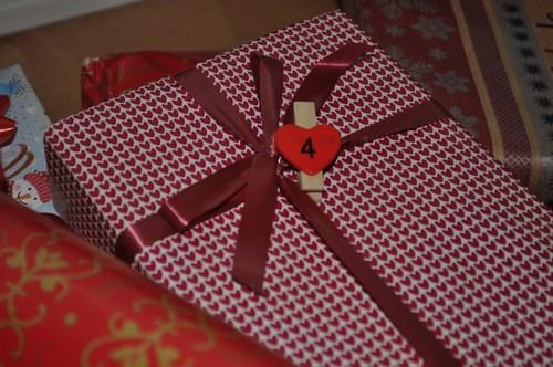 Pakkekalenderen er kommet i Julemandens sæk