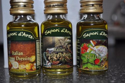 Kastanjer og små søde flasker