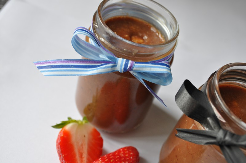 Nutella – på lys chokolade