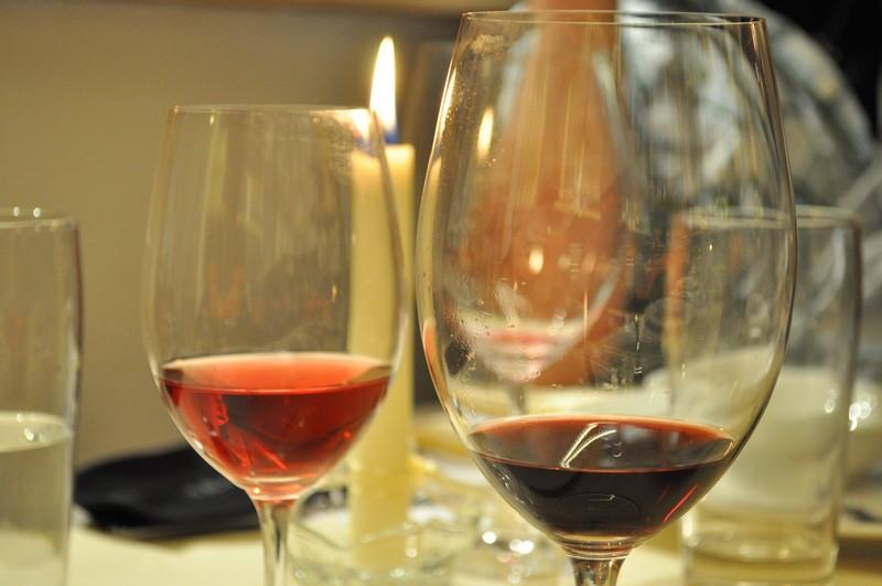 Winemakers Blind Dinner