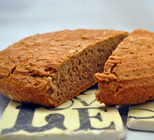Brød med svedjerug