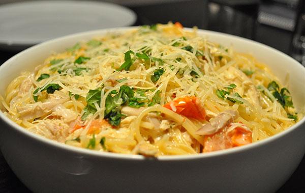 Hurtig og lækker pastaret