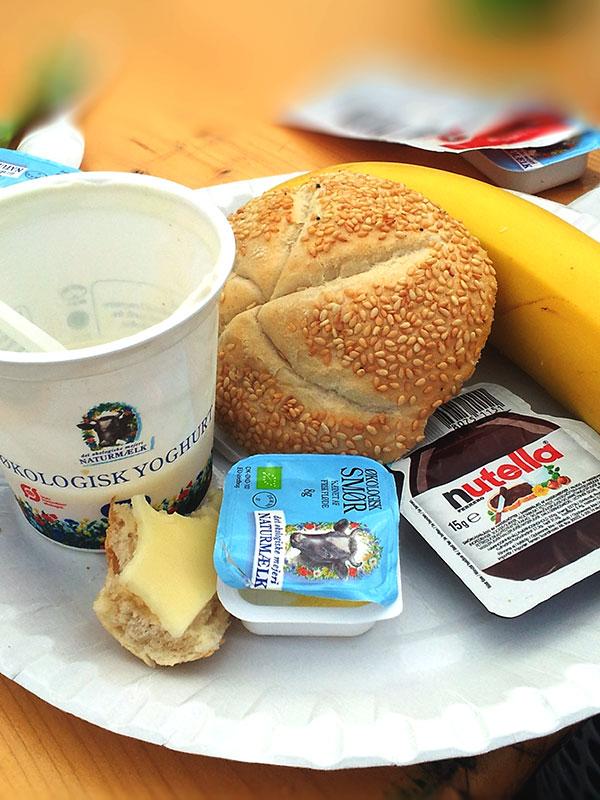 Stort udvalg af SMUK morgenmad