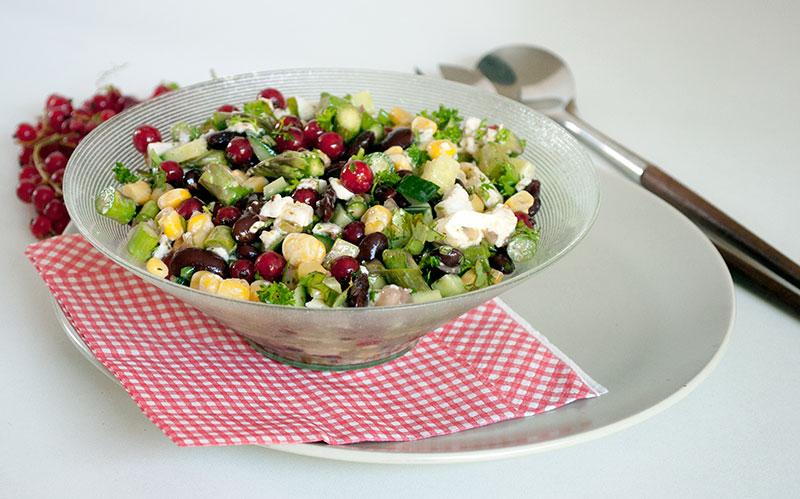 grill-salat-ribs-mozarella