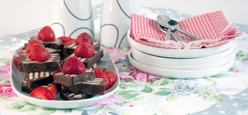 Små Mini-kager til weekendgæster