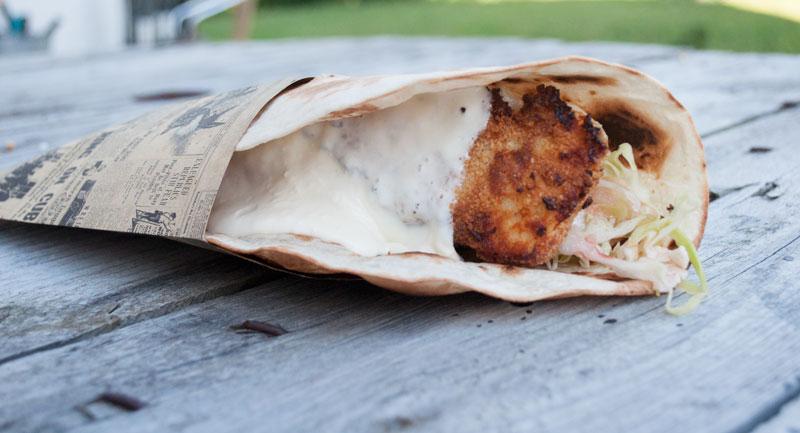 Fisko-Tace eller Fiske-Taco