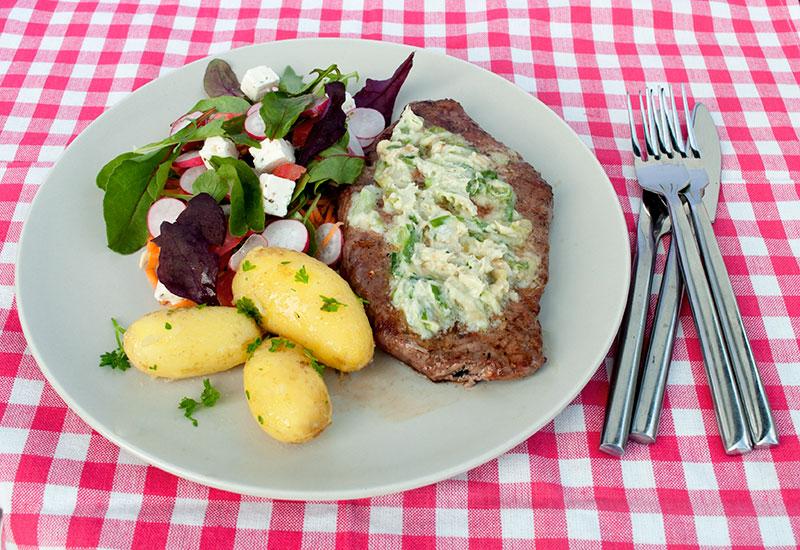 grill-kalvesnitzel