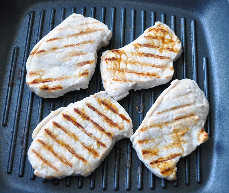 koteletter-grillpande