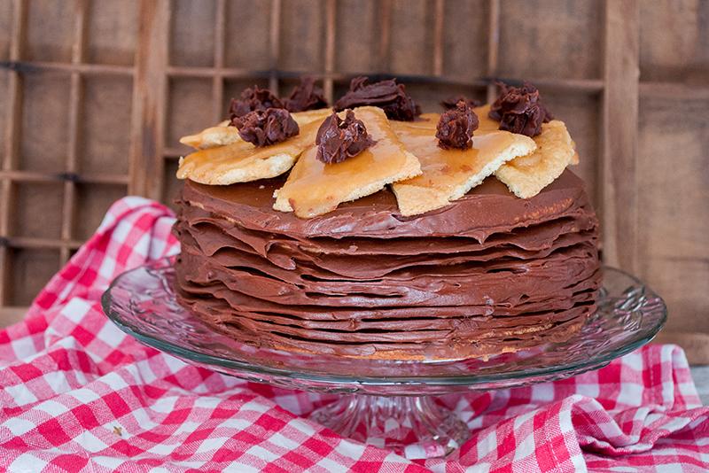 Dobos-Torta-bagedyst