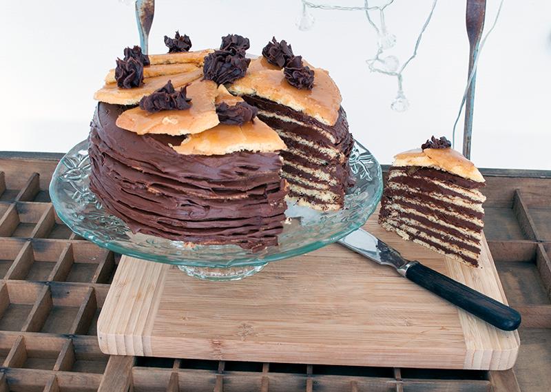 Dobos-Torta