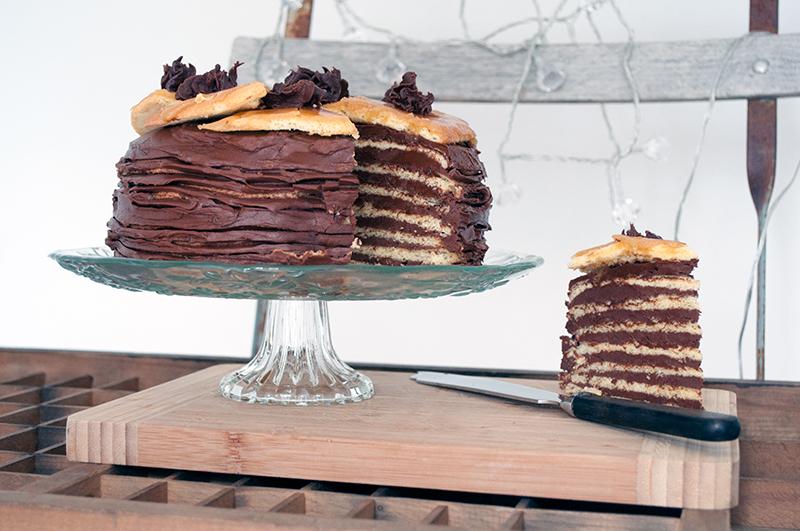Ungarsk-Dobos-Torta