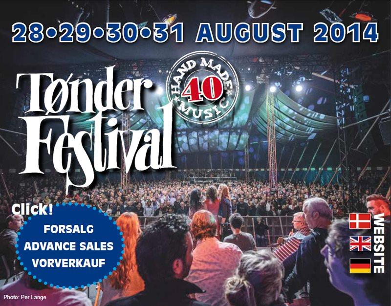 Tanker tilbage på Tønder Festival