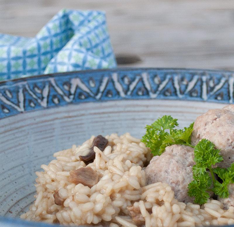 risotto-italiensk