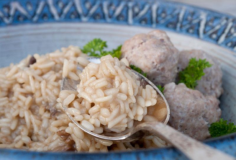 risotto-svampe-ske