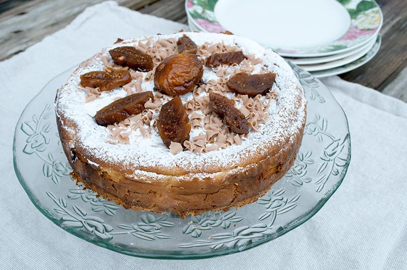 Amerikansk Cheesecake