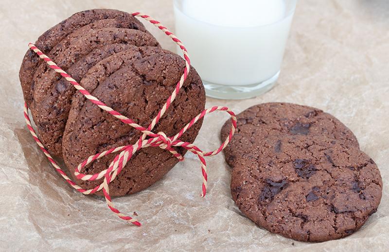 chokolade-cookies