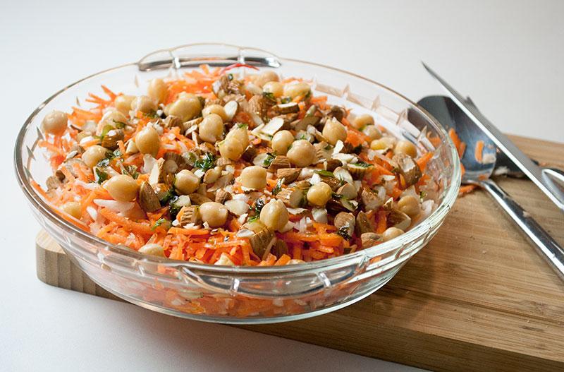 Sprød salat