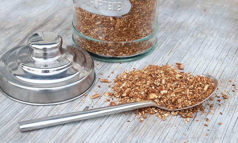 Dukkah krydderi