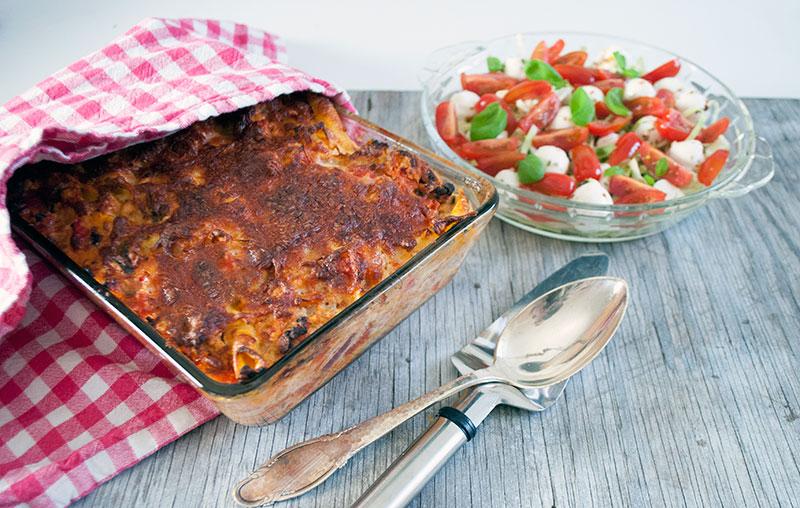Hurtig mad i ovnen