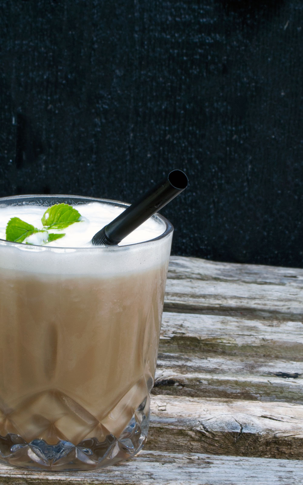 Iced Coffee de Luxe
