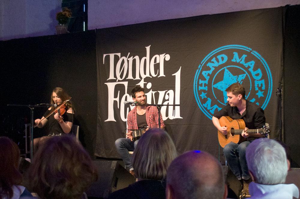 En fantastisk koncert i Visemøllen