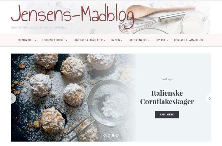 Nyt design på bloggen