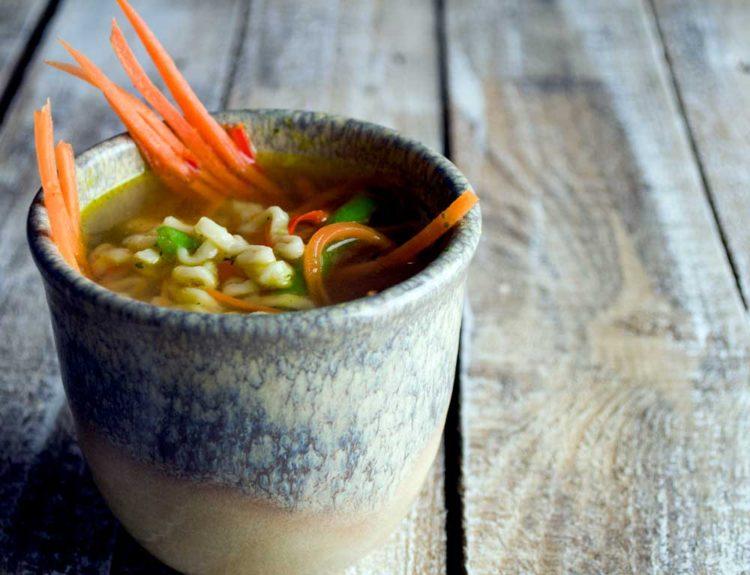 Dine egne Cup-Noodles