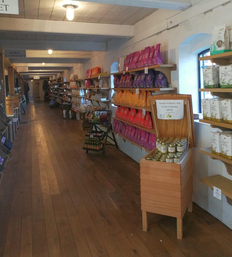 Turen gik til Gram Café & Gårdbutik