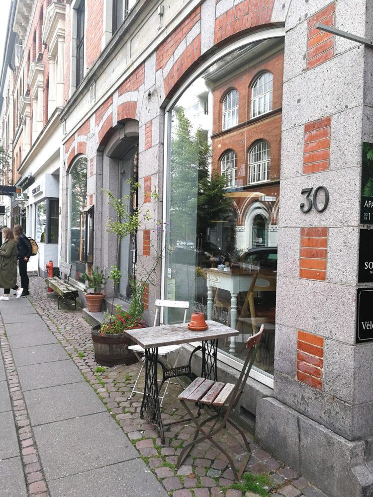 Aarhus inden festivallen