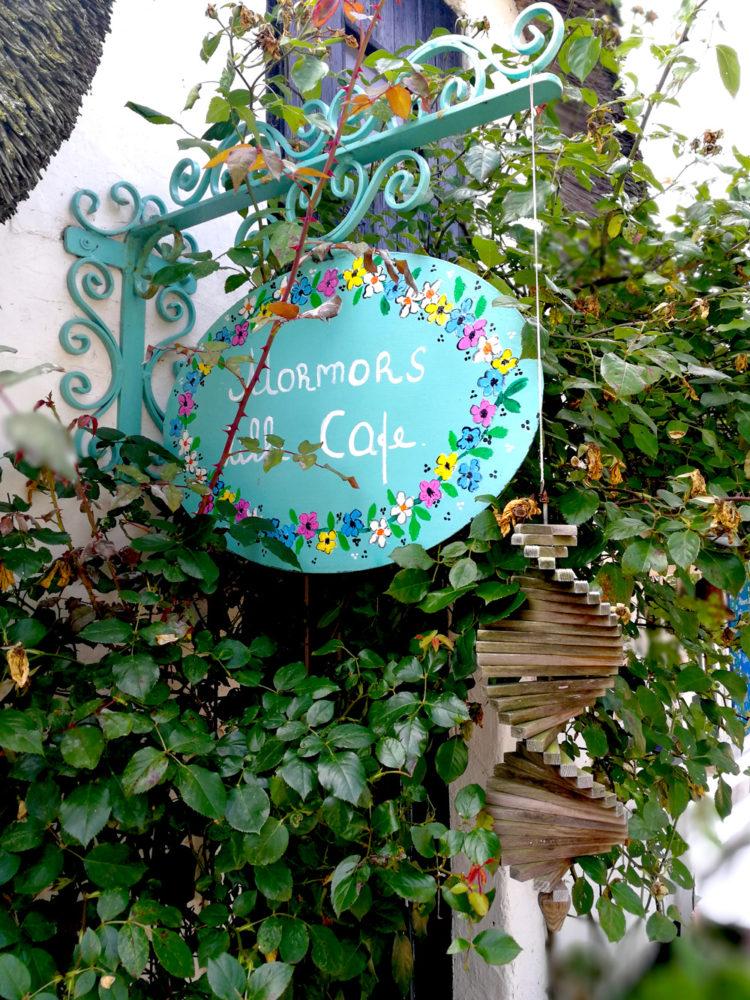 Mormors lille Café