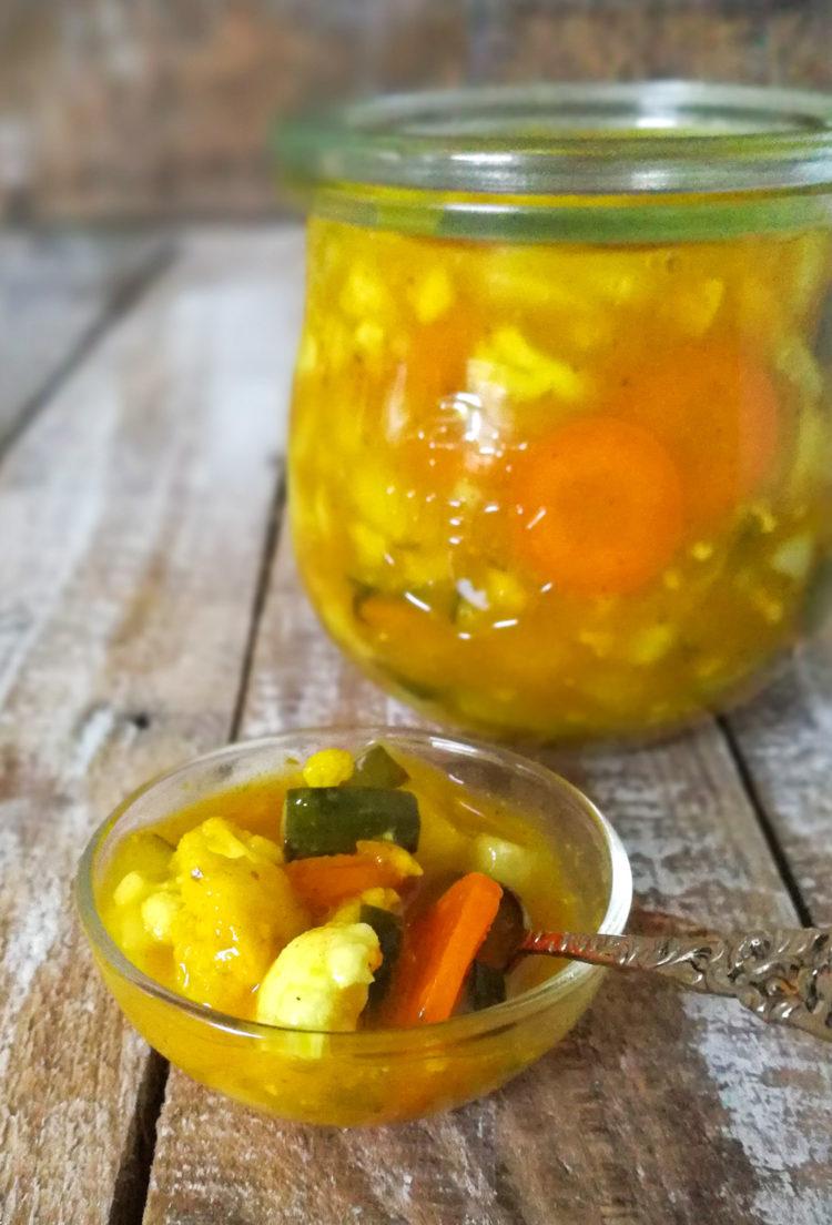 Syltede Pickles