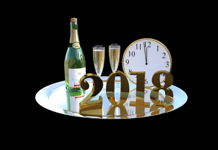 Et nyt år venter