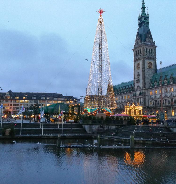 Juleweekend i Hamborg