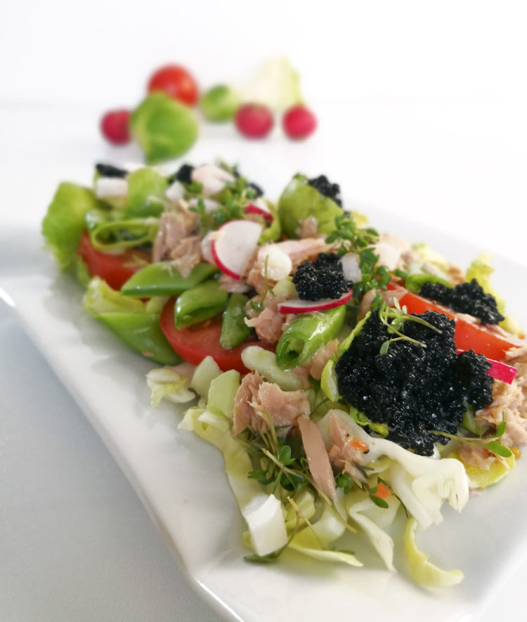 Mandags-Salaten