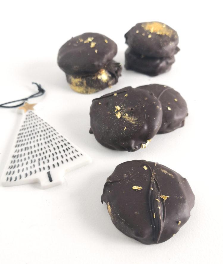 Pebermynte konfekt