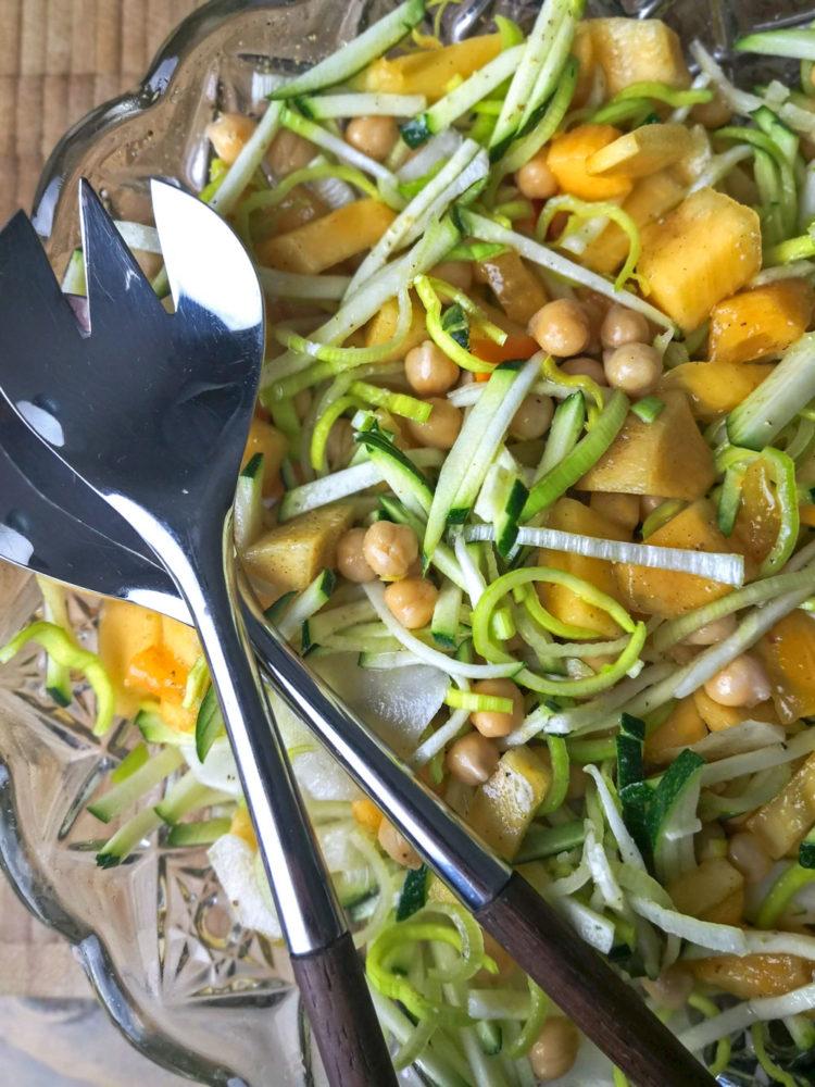 Vinterens Salat