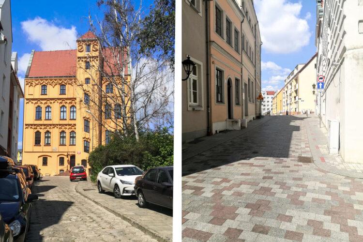 Ferie i Szczecin (Stettin)