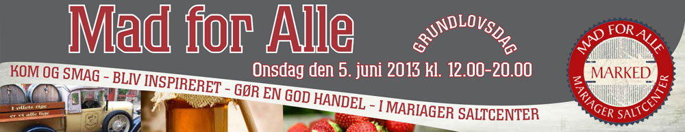 """""""Mad for Alle"""""""
