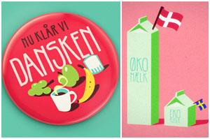Svenskerne udfordrer den danske øko-førertrøje