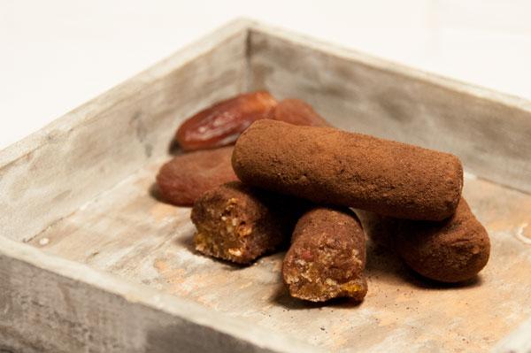 Sundt slik med lakrids eller kakao