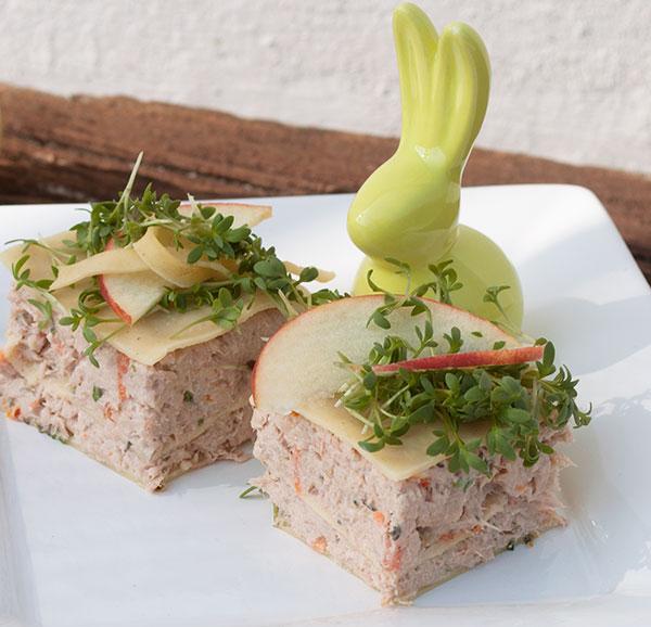 Tunmousse-Lasagne